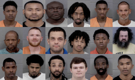 Mecklenburg County Mugshots June 11th - WCCB Charlotte's CW