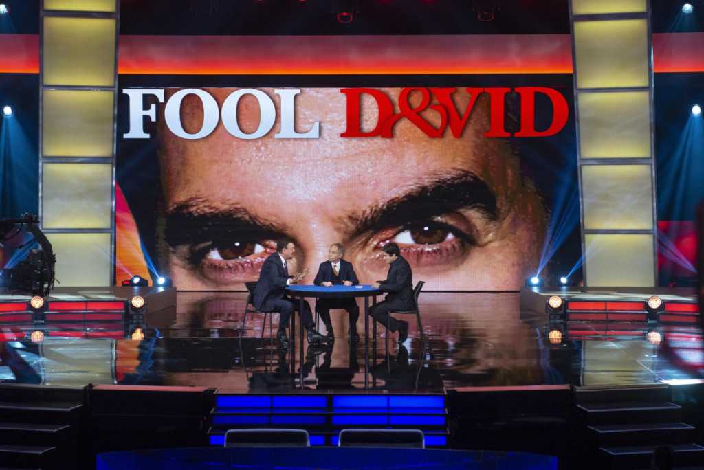 "Penn & Teller: Fool Us -- ""David Copperfield vs. Penn & Teller"""