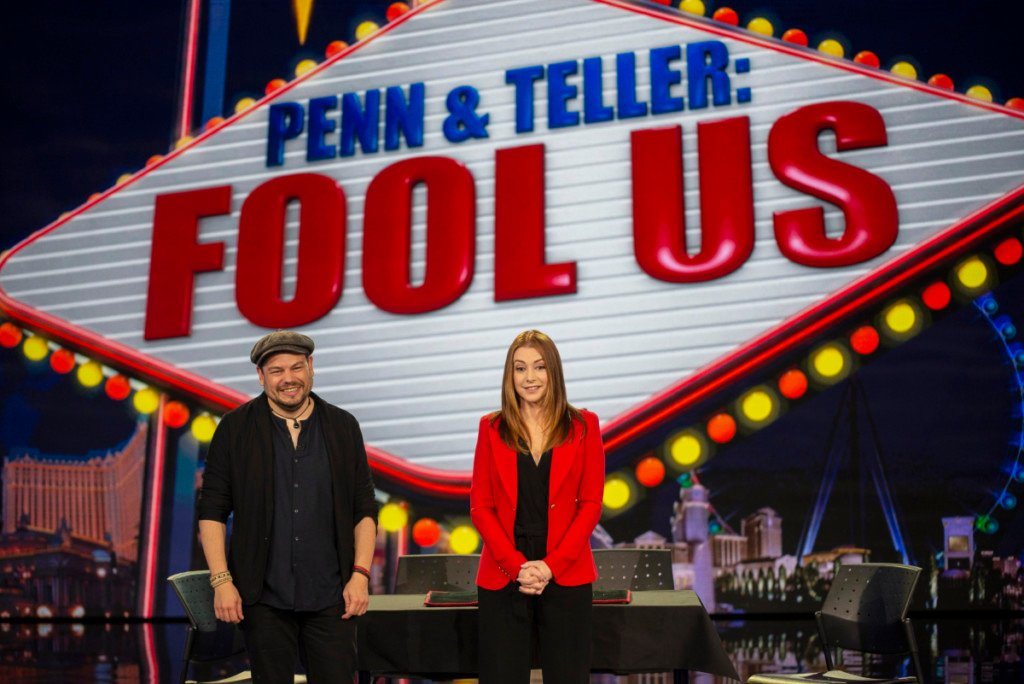 "Penn & Teller: Fool Us -- ""They're Baack!"""