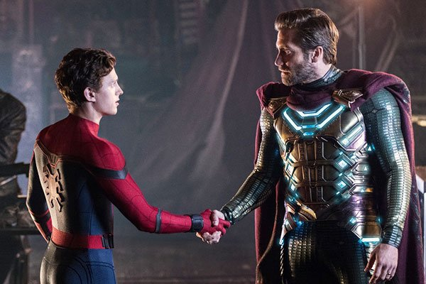 Win pre-screening passes to see Spider-Man: Far From Home from WCCB Charlotte's CW