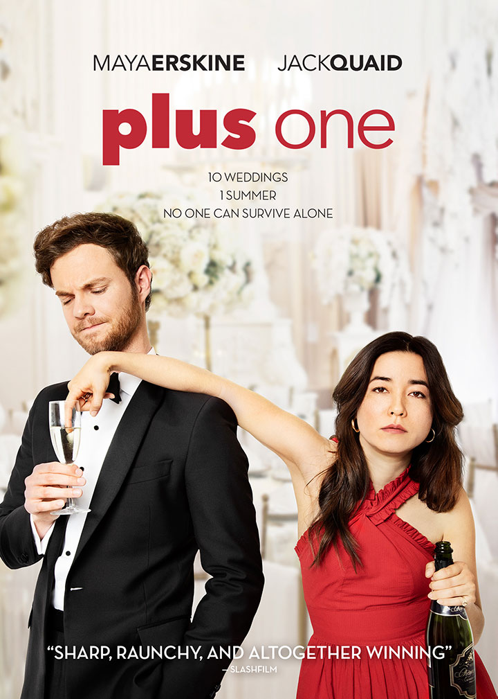 "Win ""Plus One"" on DVD from WCCB Charlotte's CW"