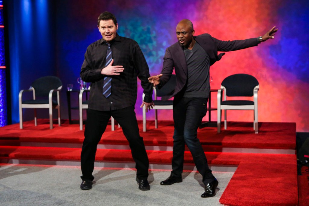 """Whose Line Is It Anyway? -- """"Brad Sherwood 5"""""""