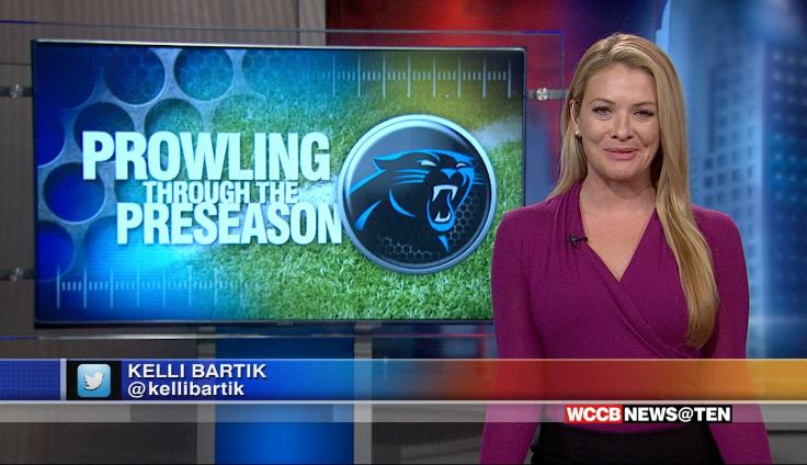 News @ Ten - WCCB Charlotte's CW
