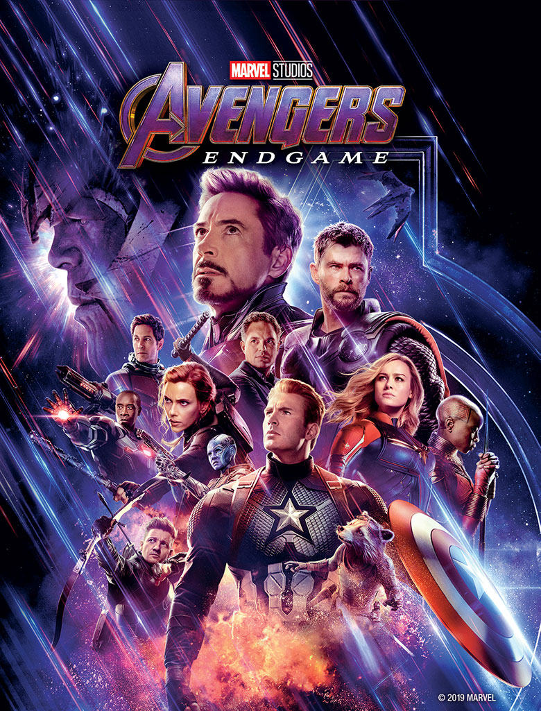 Win Avengers: Endgame on Digital HD from WCCB Charlotte's CW