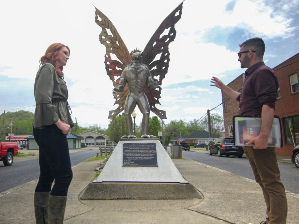 "Mysteries Decoded -- ""Mothman"""