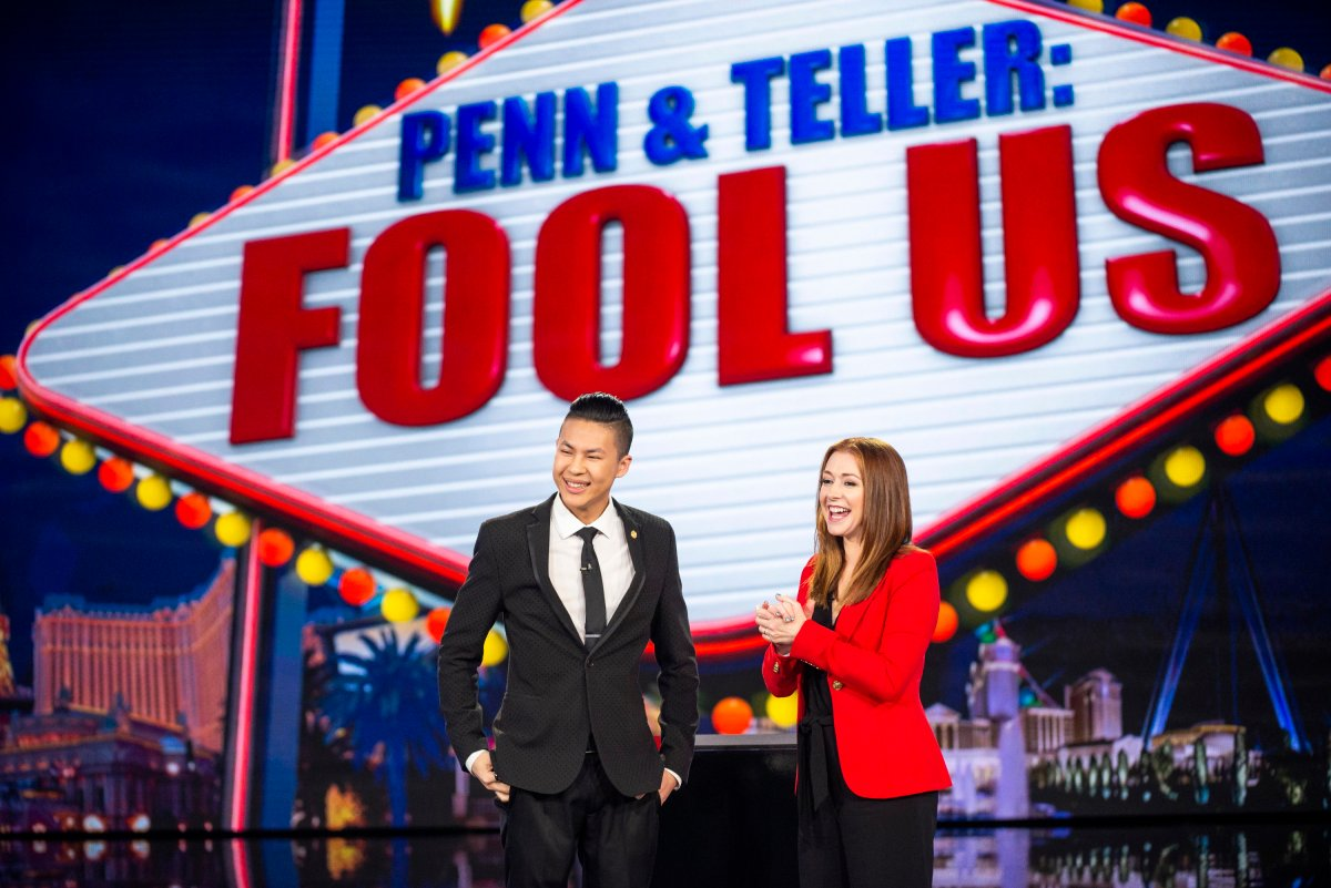 Penn And Teller Fool Us 609 2nd Chance Foolers 04 - WCCB