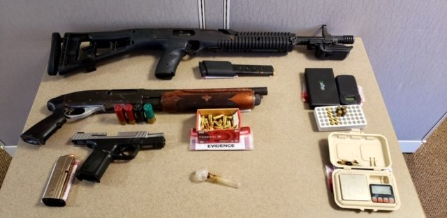 3 Arrested On Drug, Weapon And Theft Charges In Lancaster County