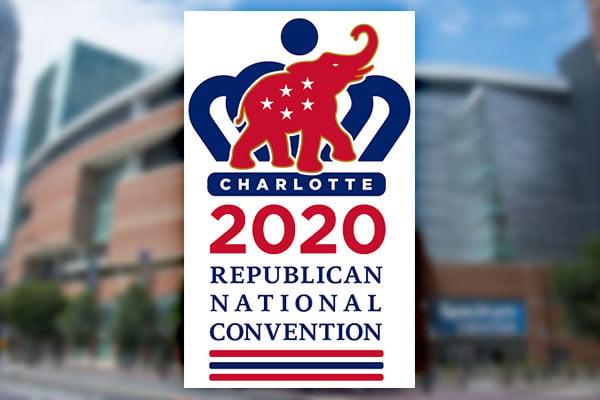 RNC Charlotte 2020 at the Spectrum Center