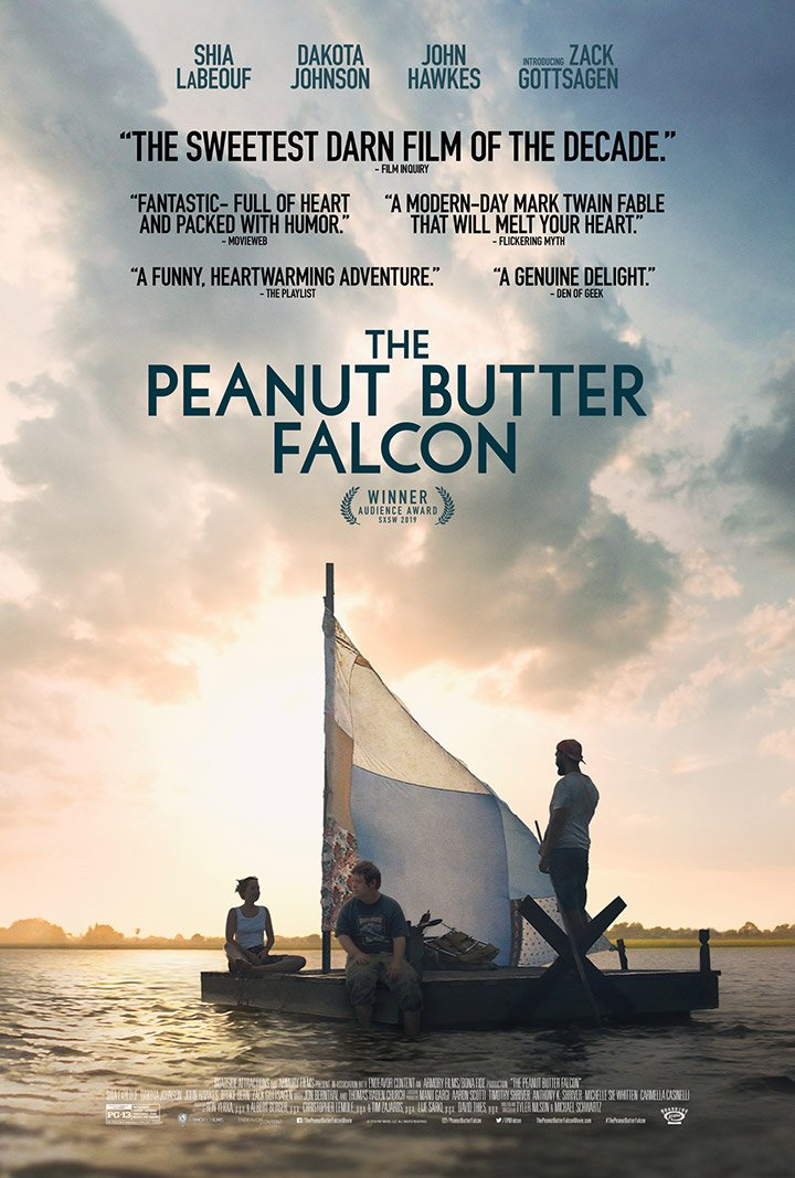 Win pre-screening passes to see The Peanut Butter Falcon from WCCB Charlotte's CW