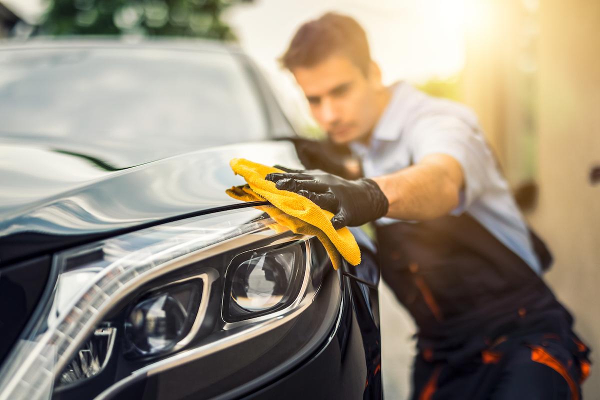routine car maintenance