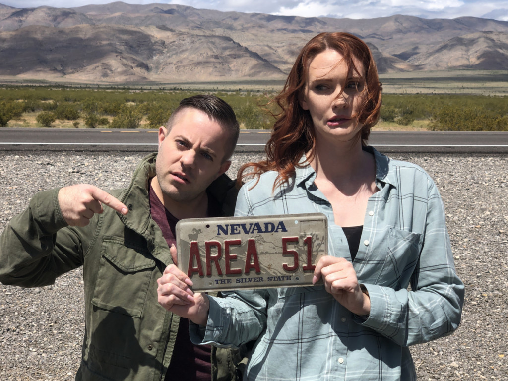"Mysteries Decoded -- ""Area 51"""