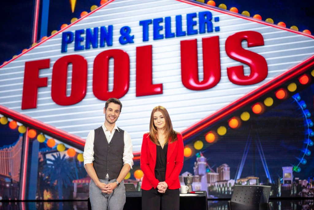 "Penn & Teller: Fool Us -- ""Magic Is Bad For Your Health"""