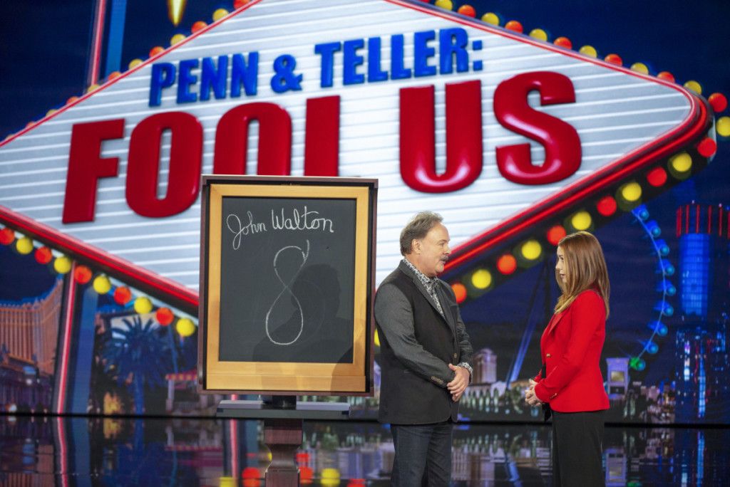 "Penn & Teller: Fool Us -- ""Virtual Reality"""