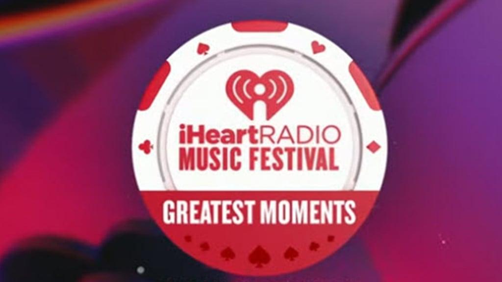 iHeart Radio Greatest Moments