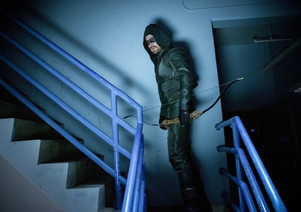 "Arrow -- ""Starling City"""