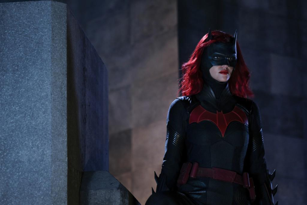"""Batwoman --""""Down Down Down"""""""