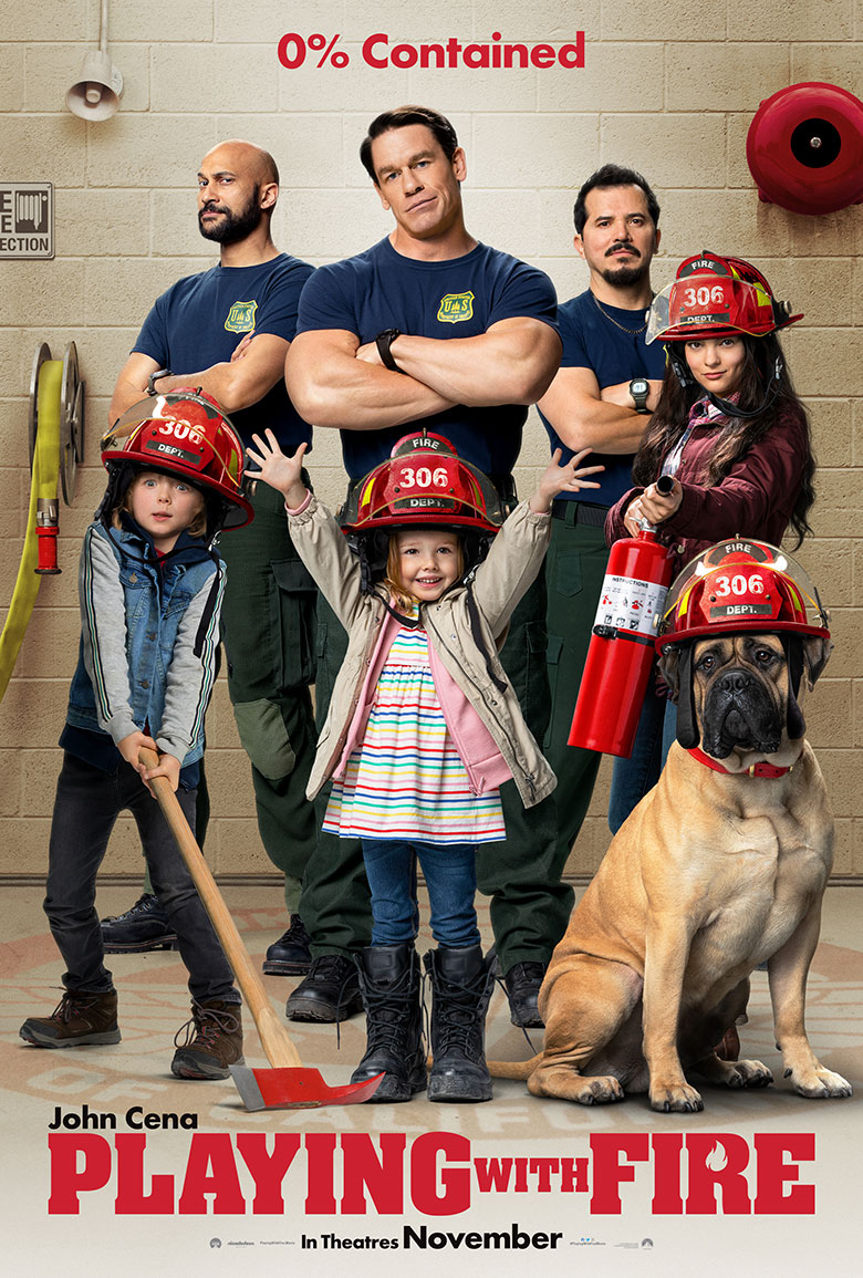 Win pre-screening passes to see Playing With Fire from WCCB Charlotte's CW
