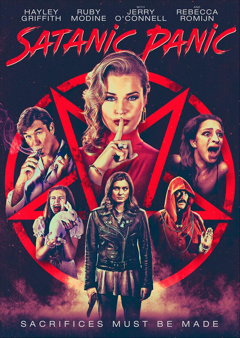 Win Satanic Panic on DVD from WCCB Charlotte's CW