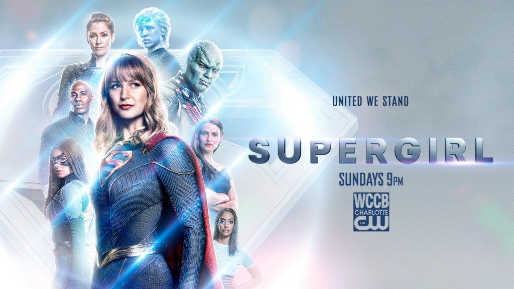 Supergirl on WCCB Charlotte's CW
