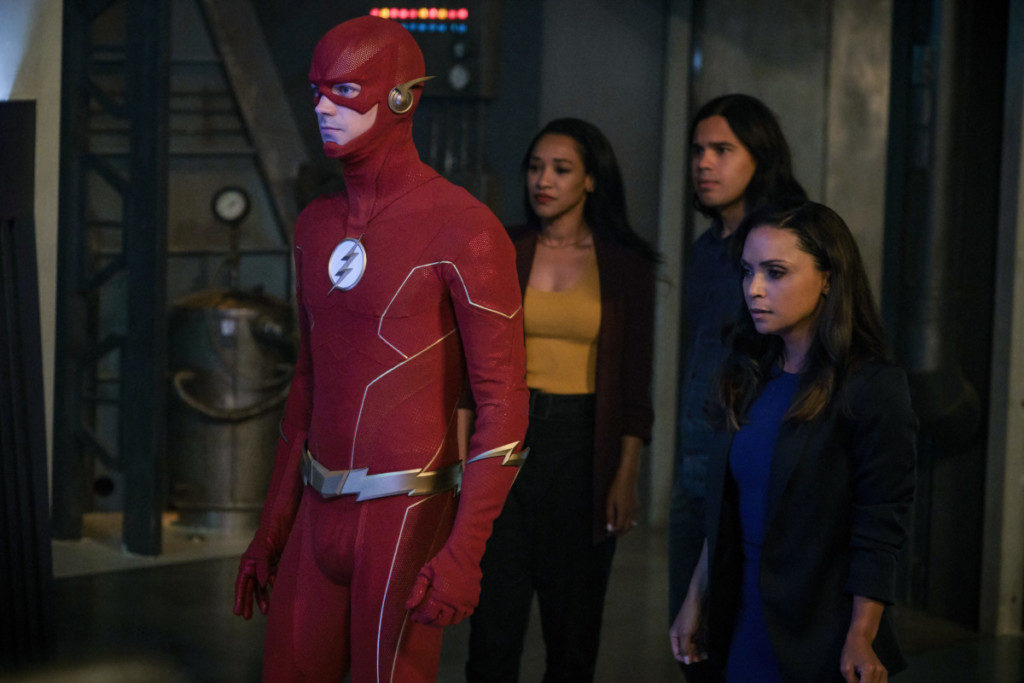 "The Flash -- ""Into The Void"""