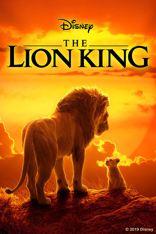 Win a digital copy of Disney's The Lion King from WCCB Charlotte's CW