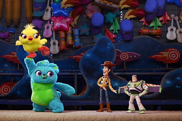 Win a digital copy of Toy Story 4 from WCCB Charlotte's CW