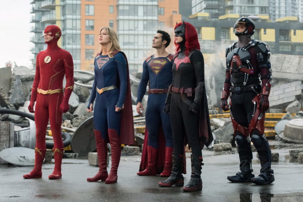 """Supergirl -- """"Crisis On Infinite Earths: Part One"""""""