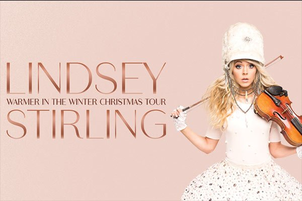 "Lindsey Stirling ""Warmer In The Winter Christmas Tour"""