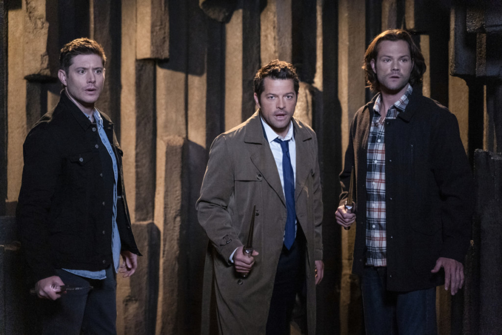 """Supernatural -- """"Our Father, Who Aren't in Heaven"""""""