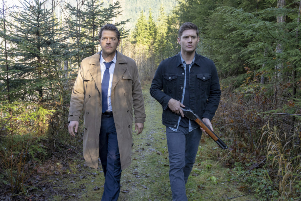 "Supernatural -- ""The Trap"""