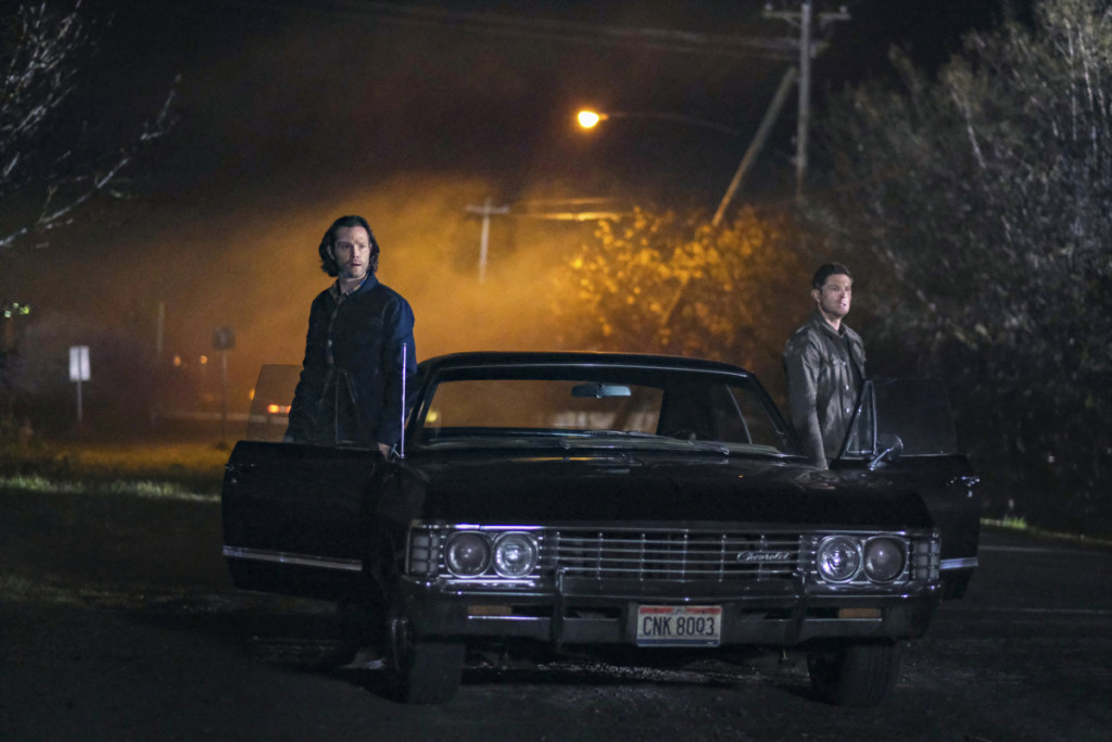 """Supernatural -- """"The Heroes' Journey"""""""