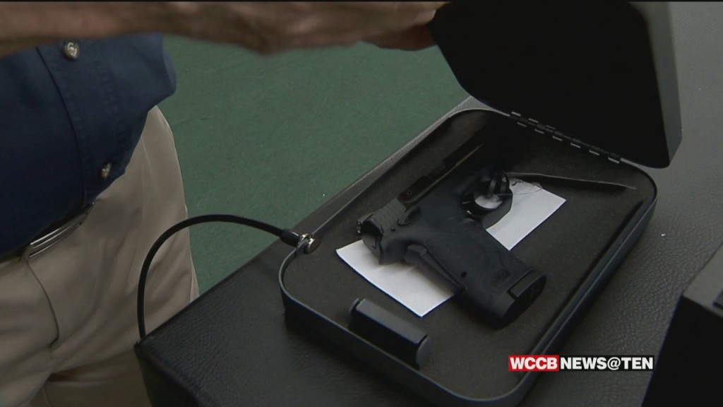 Cmpd Pulls Record Number Of Guns From Charlotte Streets In January