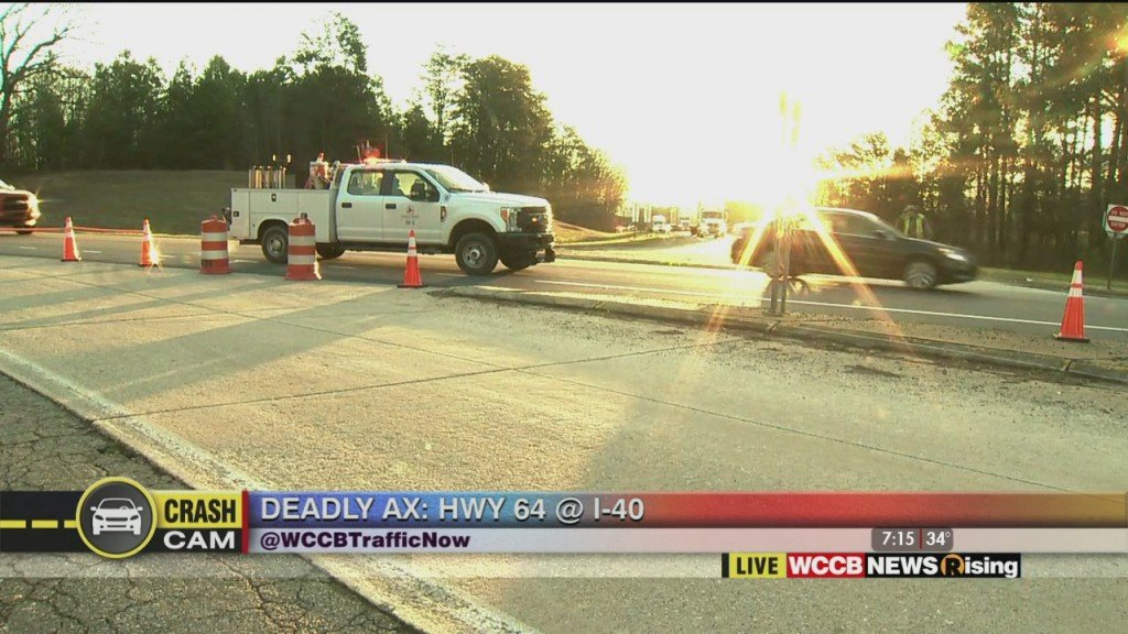 Iredell County Crash Traffic Update