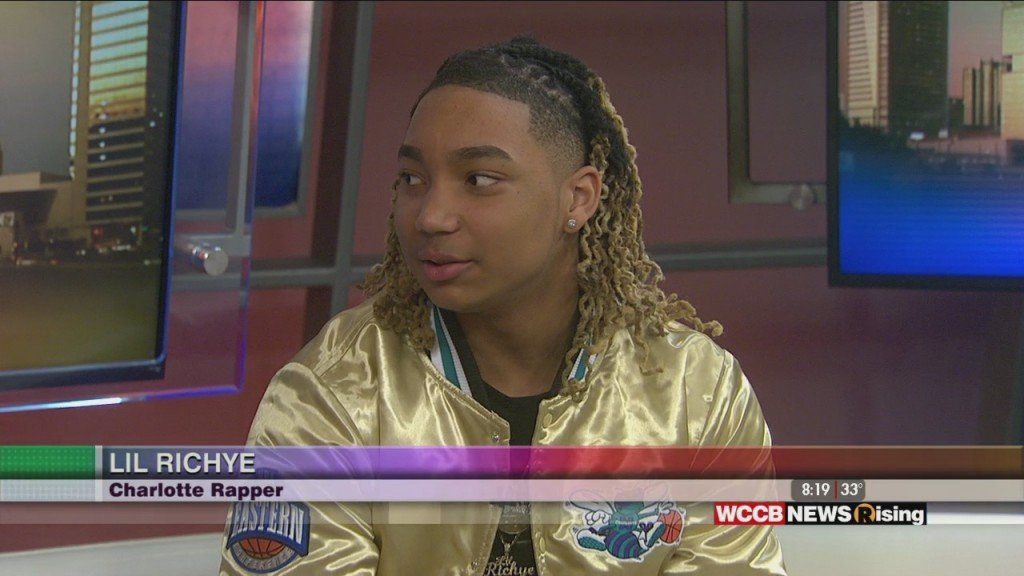 Charlotte's Own Lil' Richye To Perform At Ciaa Fan Fest (full Interview)