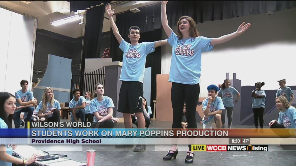 Wilson's World: Previewing Providence High's Production Of Mary Poppins 3 1 20