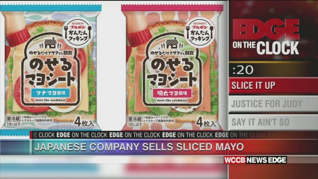 Japanese Company Developes Sliced Mayo