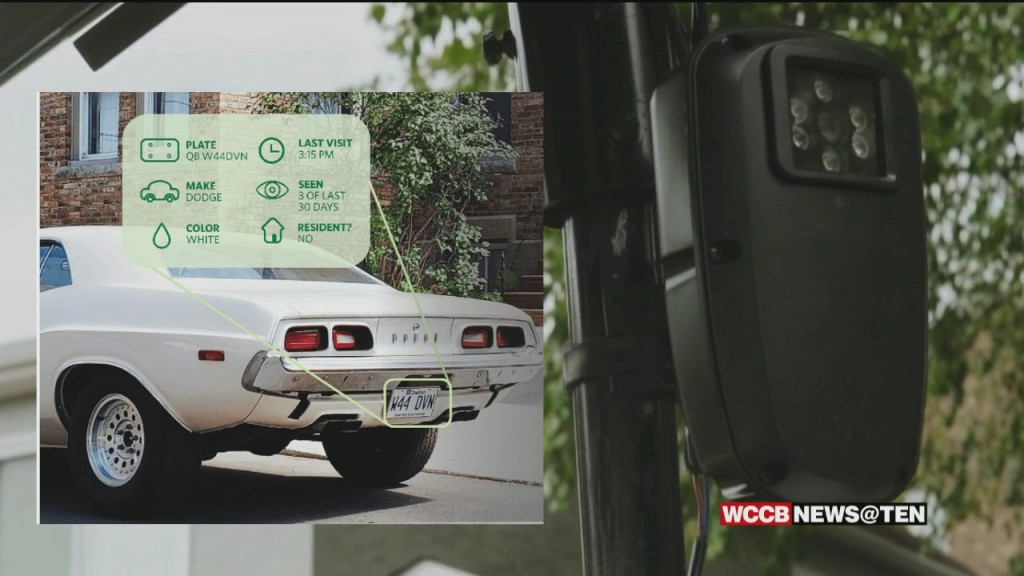 License Plate Readers Help To Protect Neighborhoods