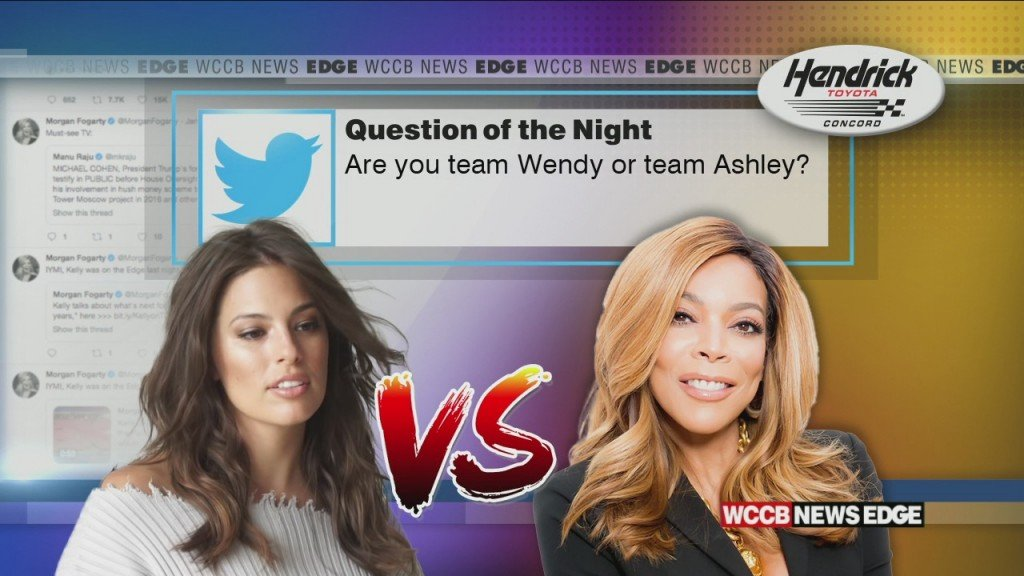Team Ashley Or Team Wendy?