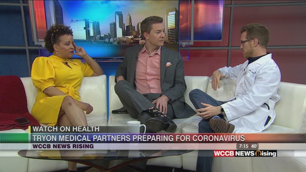 Tryon Medical Partners Preparing For Coronavirus In Mecklenburg County