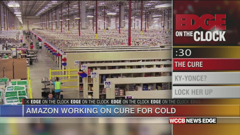 Amazon Working On Cure For Common Cold