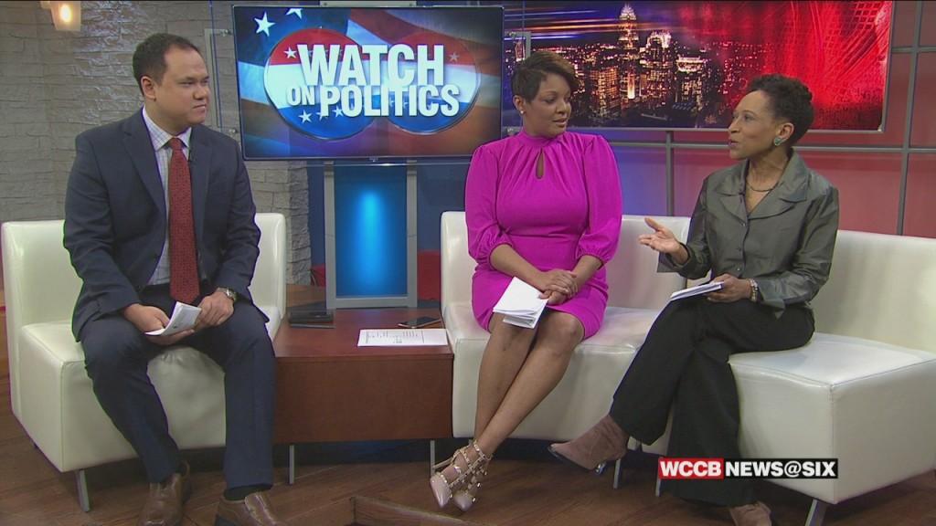 Political Wrap: Coronavirus Concerns; Biden And Bernie Super Tuesday Battle