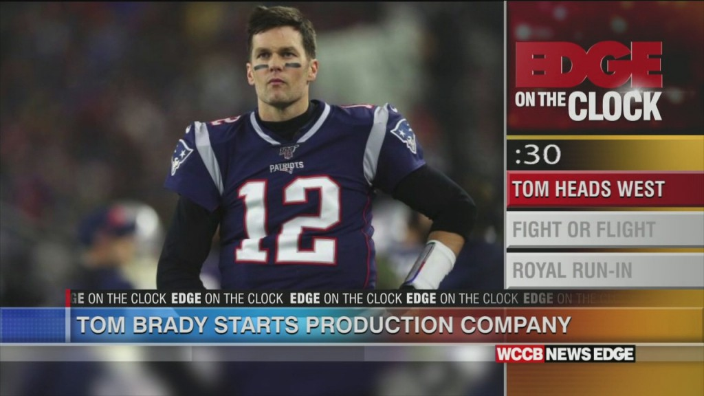 Tom Brady Starts Own Production Company