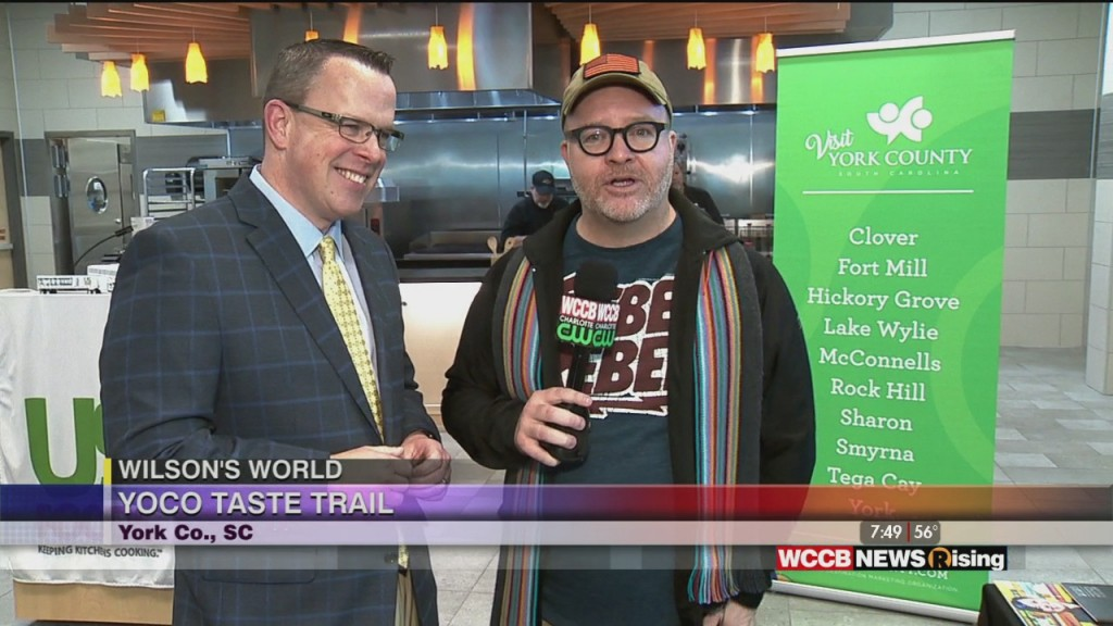 Wilson's World: Previewing The Yoco Taste Trail