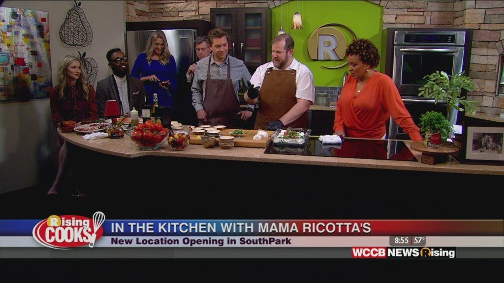 Rising Cooks! In The Kitchen With Little Mama