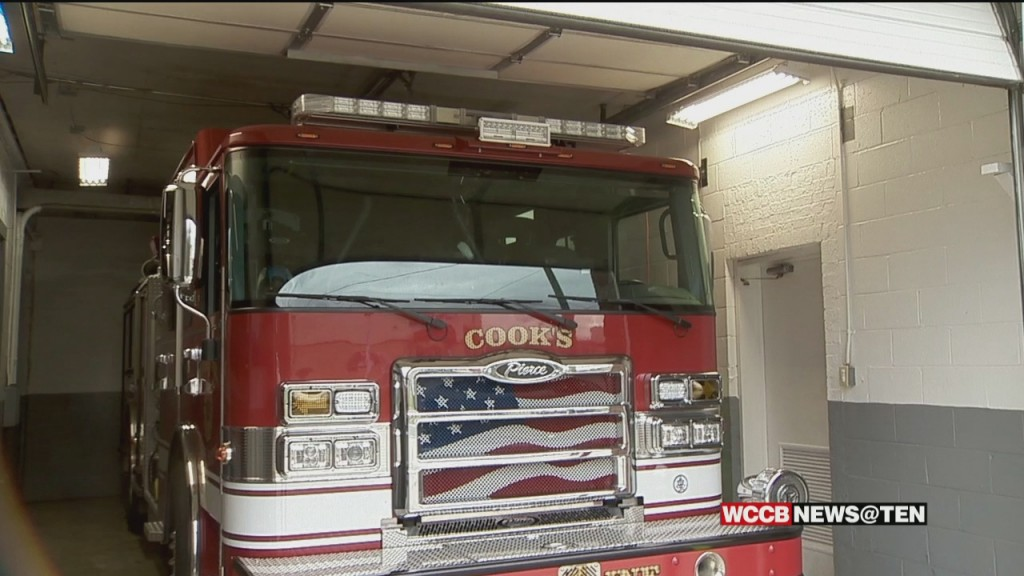 Volunteer Fire Departments Fighting To Stay Open Amid Funding Issues