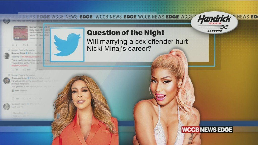 Will Marrying A Sex Offender Hurt Nicki's Career?