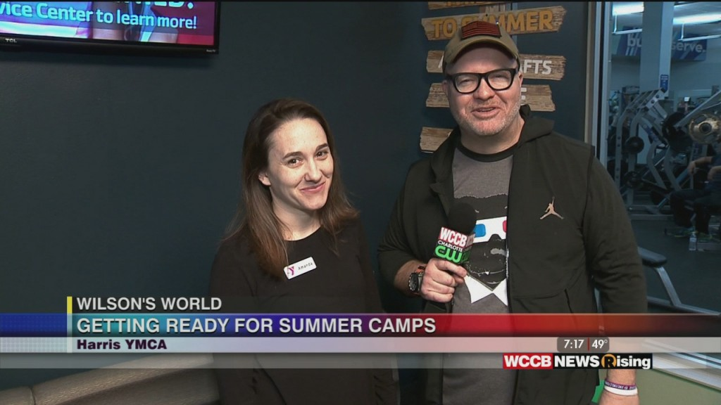 Wilson's World: Getting Ready For Summer 2020 And Summer Camps At The Harris Ymca