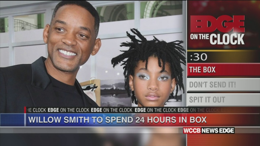 Willow Smith To Spend 24 Hours In A Box