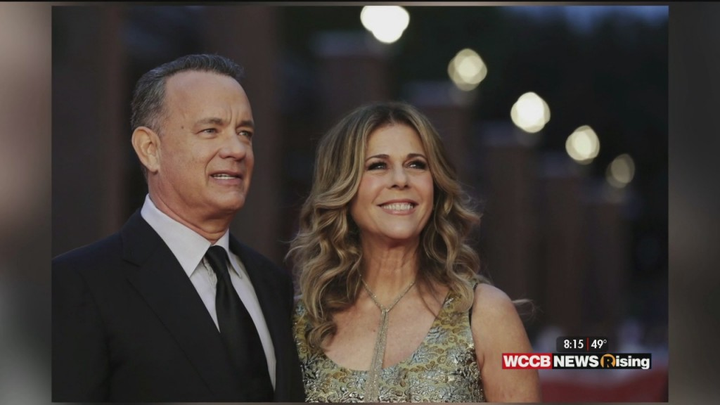 Hot In Hollywood: Tom Hanks And Rita Wilson Have Coronavirus And Latest Celeb Revealed On 'masked Singer'