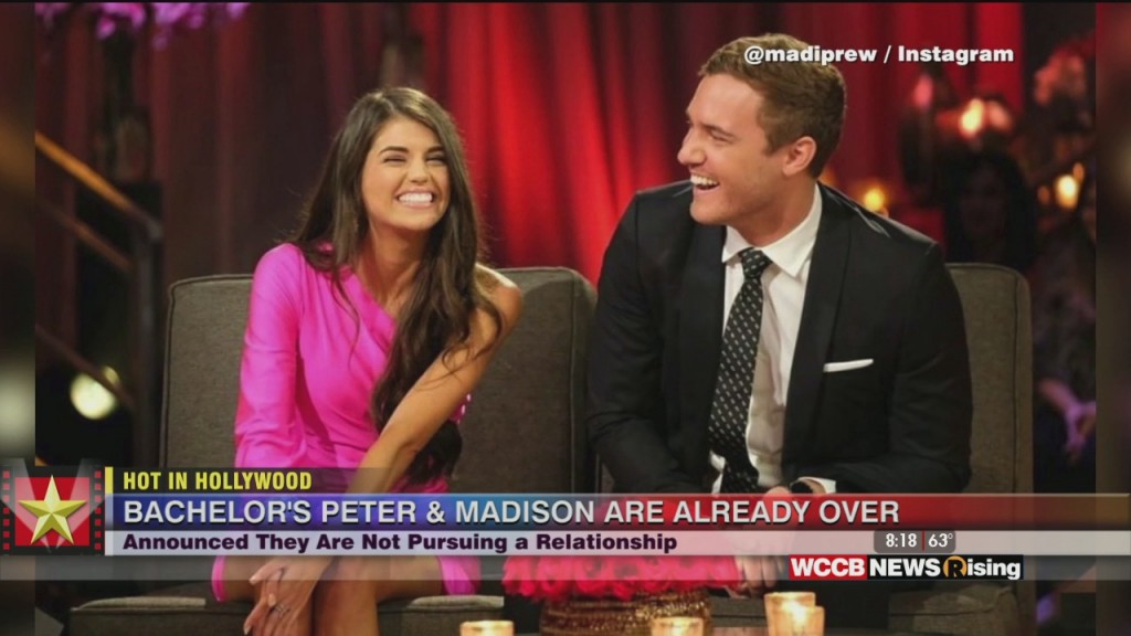 Hot In Hollywood: 'bachelor' Couple Split Already And Kevin Love Helps Out Arena Staff